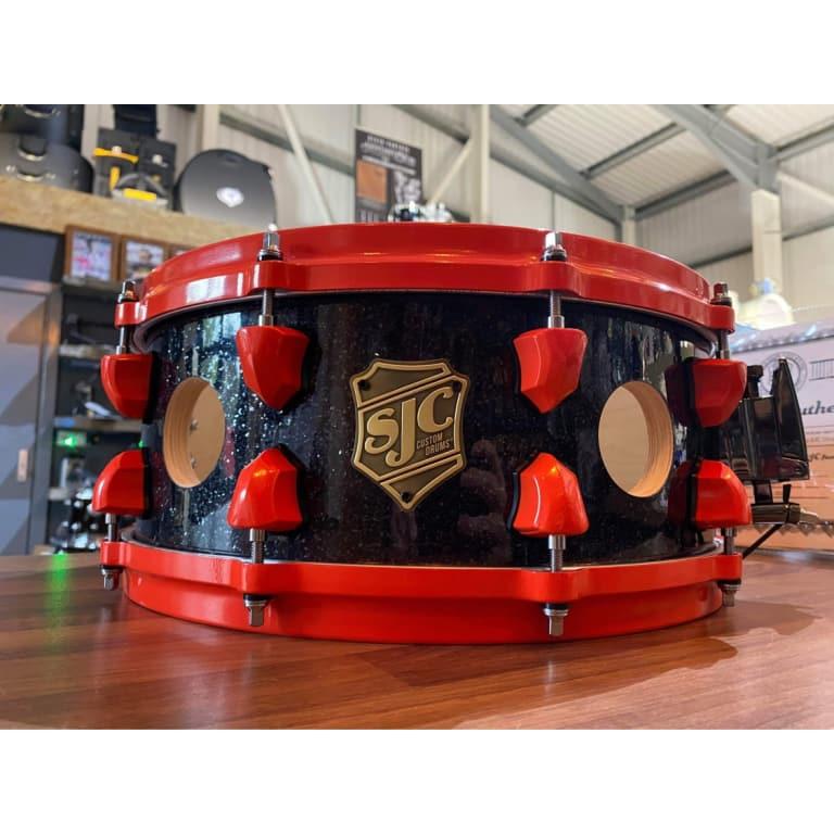 "SJC Drums ""The OG"" 14x6in 20ply Snare Drum – NAMM 2020 Special"
