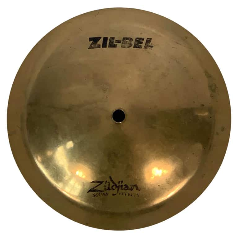 Zildjian FX 9.5 Large Zil-Bel – Pre-owned
