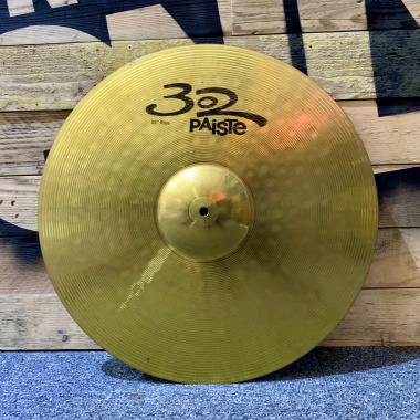 Paiste 302 20in Ride – Pre-owned