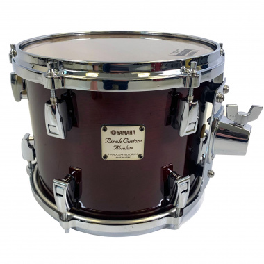 Yamaha Birch Custom Absolute 10x8in Tom – Cherry Wood
