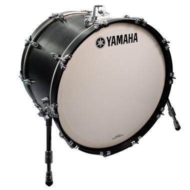 Yamaha Club Custom 22x15in Bass Drum – Black Wood