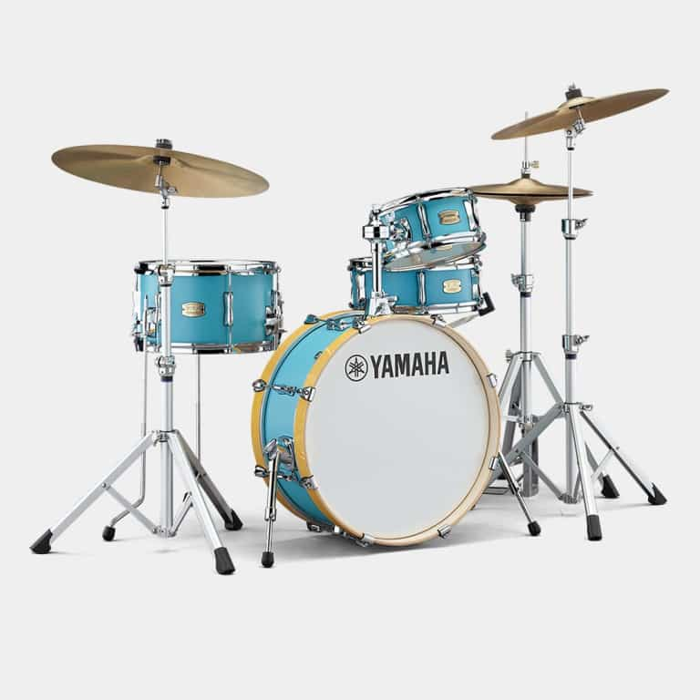 Yamaha Stage Custom Hip With Crosstown Hardware Set – Matte Surf Green