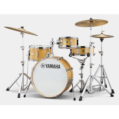 Yamaha Stage Custom Hip With Crosstown Hardware Set – Natural Wood