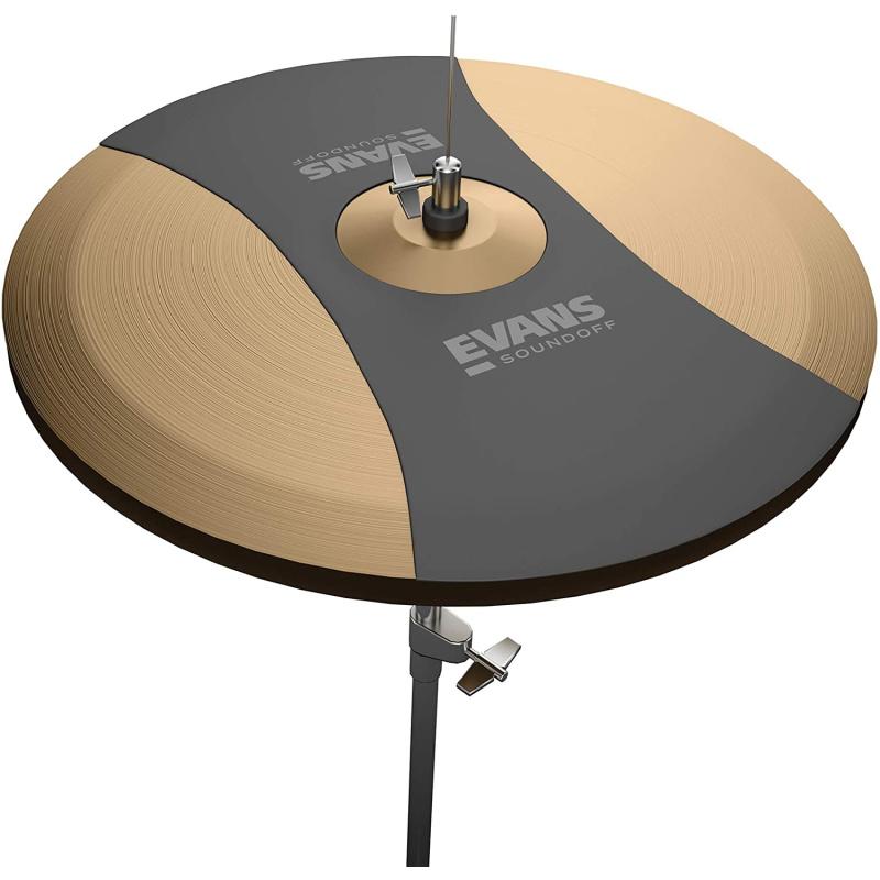 Evans Soundoff 14in Hi Hat Mute