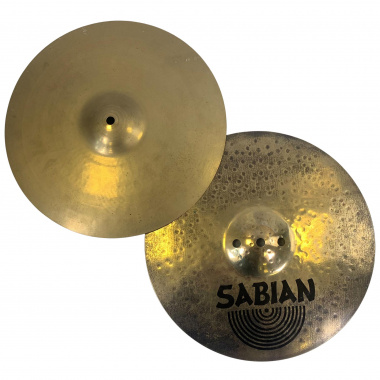 Sabian AAX 14in Fusion Hi-Hats – Pre-owned
