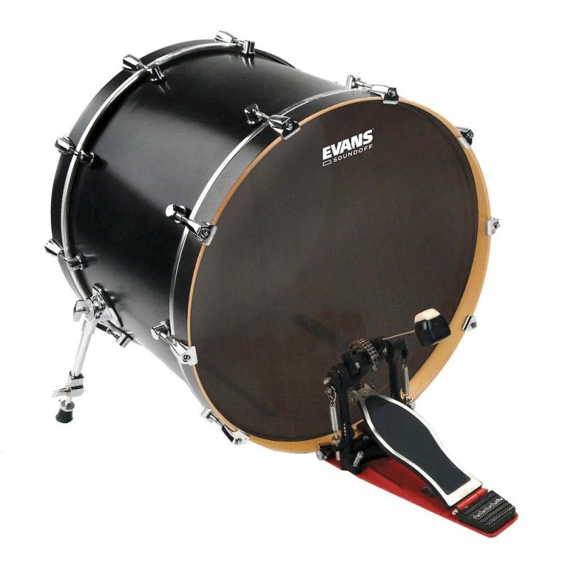 Evans SoundOff 18in Mesh Bass Drum Head