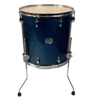Yamaha Stage Custom 16x15in Floor Tom – Dark Blue Metallic – Pre-owned