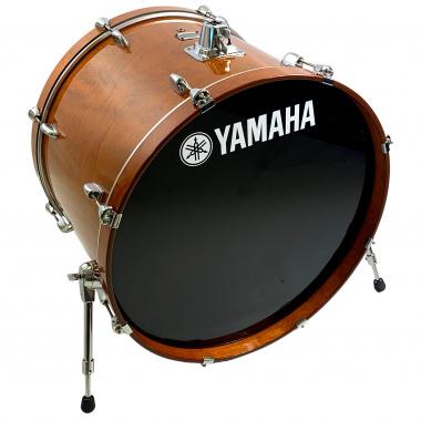 Yamaha Stage Custom 24in Bass Drum – Honey Amber
