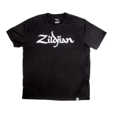Zildjian NEW Black Classic Logo T-shirt – Medium