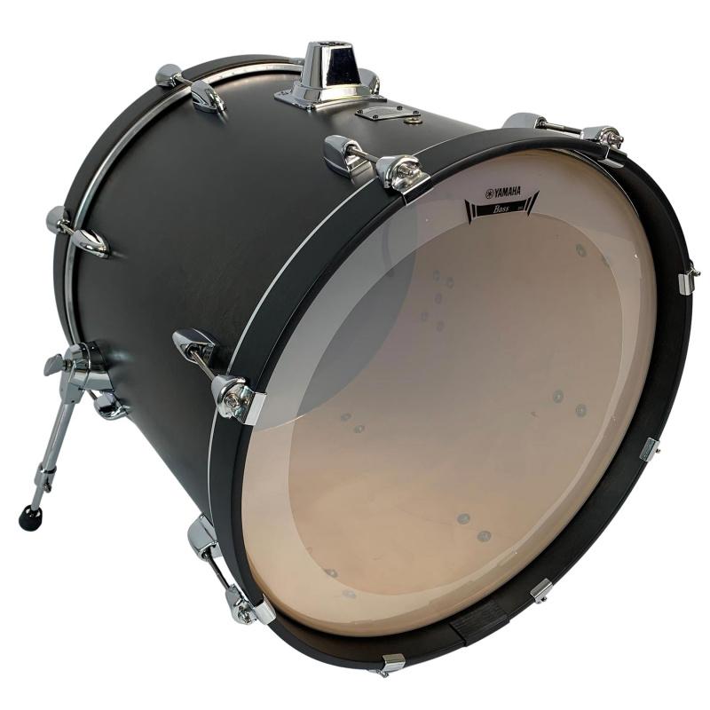Yamaha Stage Custom 20in Bass Drum – Matte Black