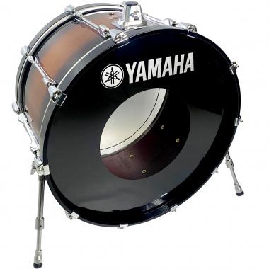 Yamaha Recording Custom 24x14in Bass Drum – Antique Sunburst