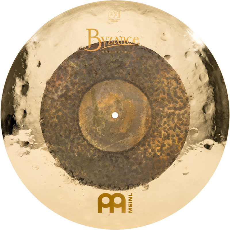 Meinl Byzance Dual Complete Cymbal Set