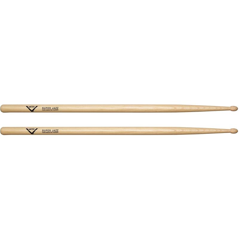 Vater Super Jazz Hickory Drumsticks