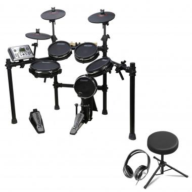 Carlsbro CSD400 Electronic Drum Kit – Bundle Deal
