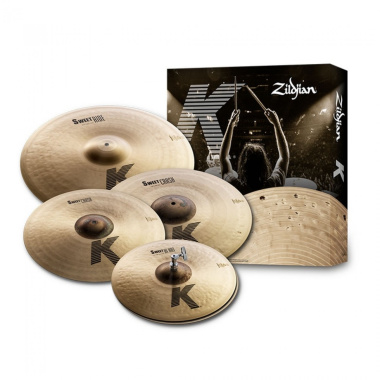 Zildjian K Sweet Cymbal Pack Box Set