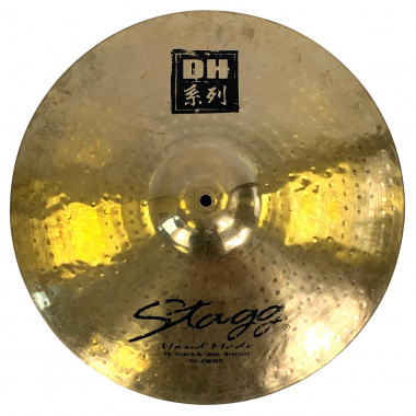 Stagg DH 18in Medium Crash – Pre-owned