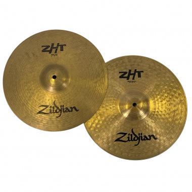 Zildjian ZHT 14in Hi-hats – Pre-owned