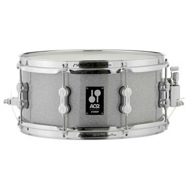 Sonor AQ2 14x6in Maple Snare Drum – Titanium Quartz