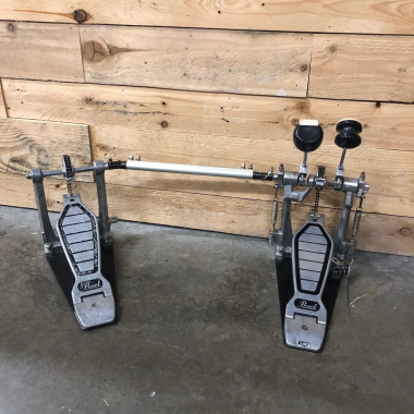 Pearl P-100TW Double Bass Pedal – Pre-owned