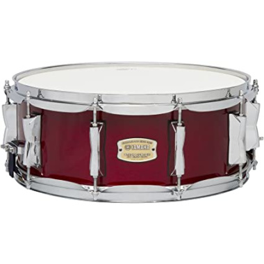 Yamaha Stage Custom 14×5.5in Snare – Cranberry Red