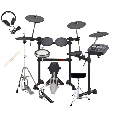Yamaha DTX6K2-X Electronic Drum Kit – BUNDLE DEAL!