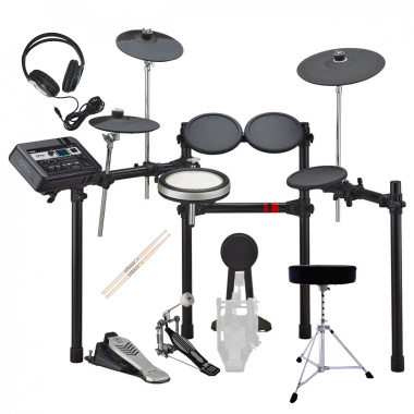 Yamaha DTX6K-X Electronic Drum Kit – BUNDLE DEAL!
