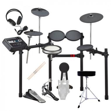 Yamaha DTX6K-X Electronic Drum Kit – BUNDLE DEAL!
