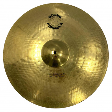 Paiste Sound Formula Reflector 20in Dry Ride – Pre-owned