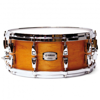 Yamaha Absolute Hybrid Maple 14x6in Snare – Vintage Natural