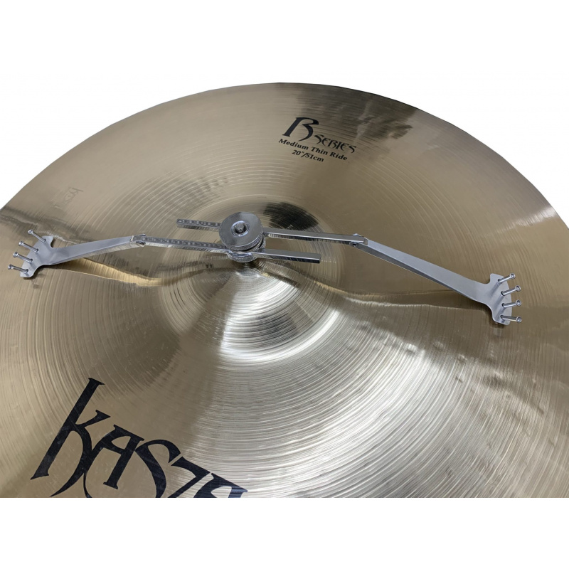 Ahead 8mm Adjustable Vintage Style Cymbal Fizzler W/Rivets