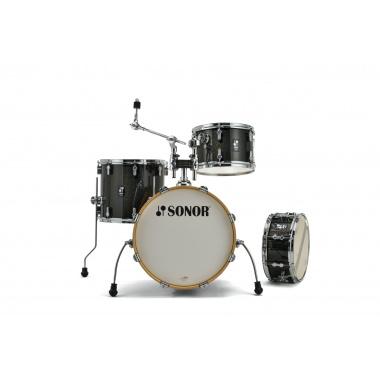 Sonor AQX Jazz Set – Black Midnight Sparkle