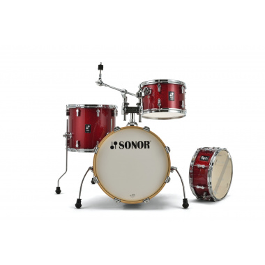 Sonor AQX Jazz Set – Red Moon Sparkle