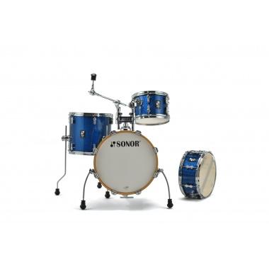 Sonor AQX Jungle Set – Blue Ocean Sparkle