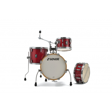Sonor AQX Jungle Set – Red Moon Sparkle
