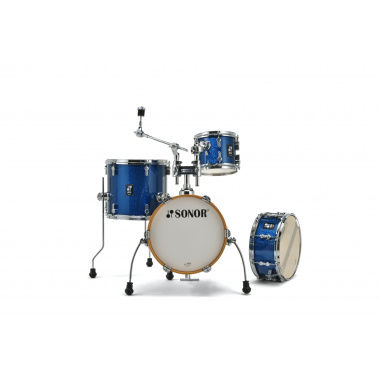 Sonor AQX Micro Set – Blue Ocean Sparkle