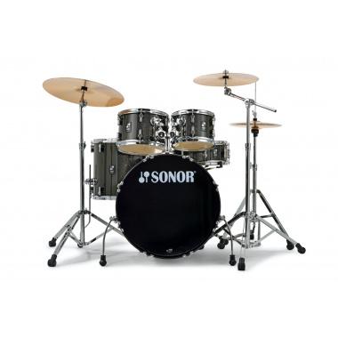 Sonor AQX Stage Set – Black Midnight Sparkle