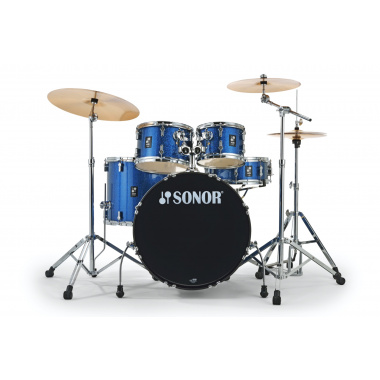 Sonor AQX Stage Set – Blue Ocean Sparkle