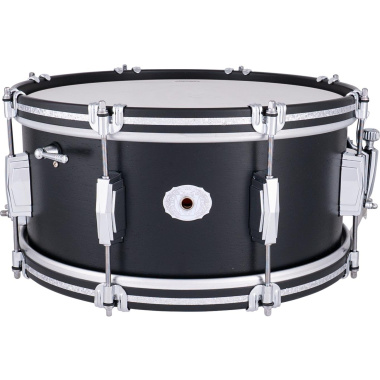 Ludwig Legacy Mahogany 14×6.5in Black Cat Snare Drum