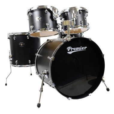 Premier Cabria APK 5pc Rock Shell Pack, Satin Black – Pre-owned