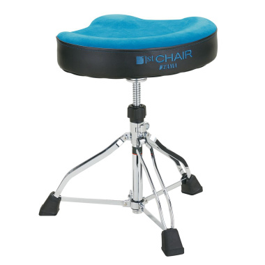 Tama 1st Chair Glide Rider Throne – Turquoise