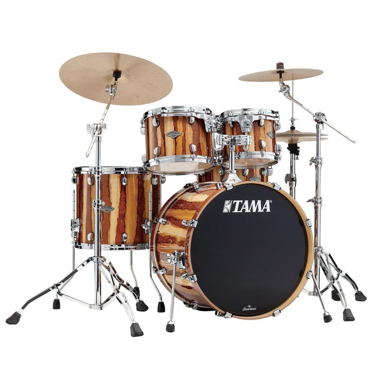Tama Starclassic Performer 22in 4pc Shell Pack – Caramel Aurora