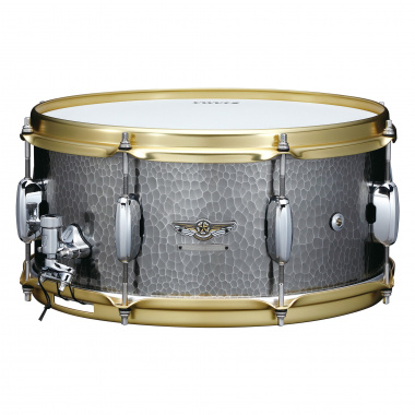 Tama STAR Reserve 14×6.5in Hand Hammered Aluminum Snare Drum