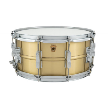 Ludwig Acro Brass 14×6.5in Snare Drum