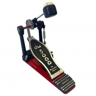 DW 5000 Series Turbo Single Bass Drum Pedal – Pre-owned