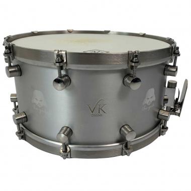 VK Drums (Van Kleef) 14x7in Aluminum Snare – Pre-owned
