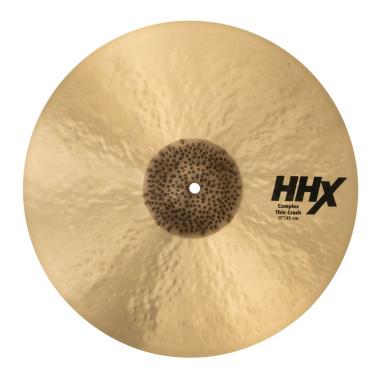 Sabian HHX 17in Complex Thin Crash