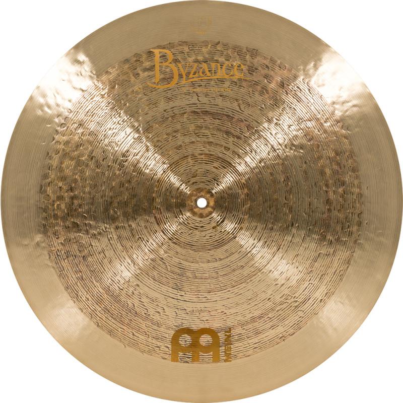 Meinl Byzance Jazz 22in Tradition Flat Ride Cymbal