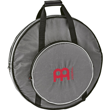 Meinl Ripstop 22in Cymbal Bag With Backpack Straps – Carbon Grey