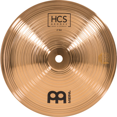 Meinl HCS Bronze 8in Bell