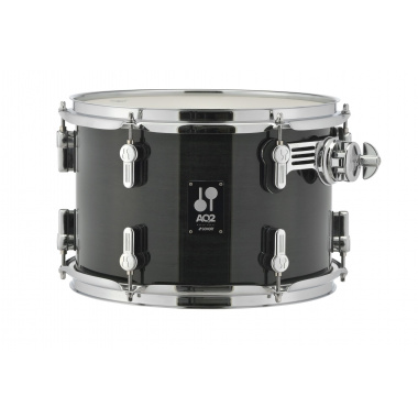 Sonor AQ2 10x7in Tom – Transparent Stain Black